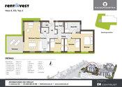 """""""Kaisergarten"""" Haus E, Erdgeschoss, Top 2"""